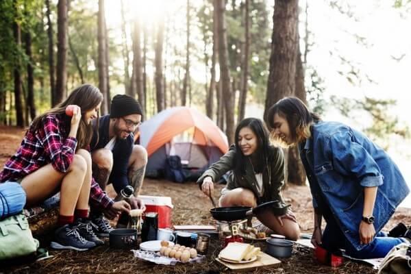 RoarCamp'ta Keyfine Keyif Katacak Kamp Lezzetleri