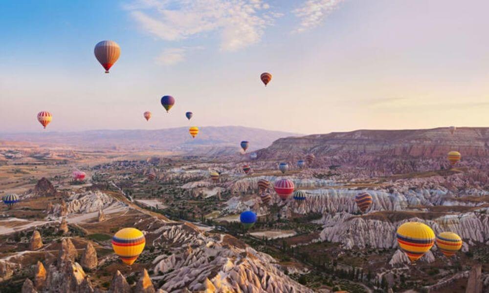 Rüya Gibi Kapadokya
