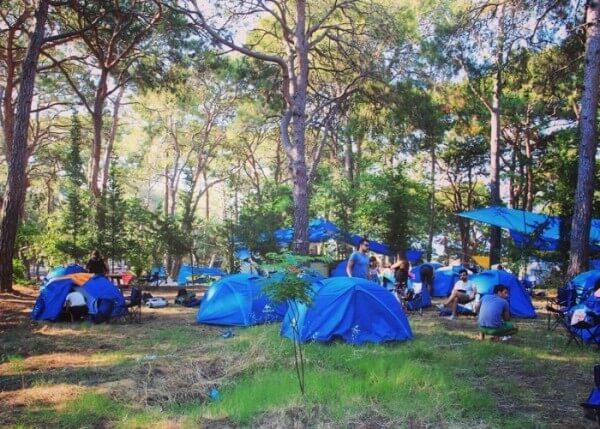 Kamp Kültürü'nü Keşfetmek İçin 7 Neden